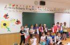 Tudi prvošolci spoznavajo Vodno šolo