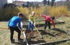 Dan Zemlje na vrtu